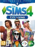 The Sims 4: Život ve městě (EN obal) (PC)
