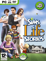 Hra pre PC The Sims: Life Stories CZ