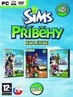 Hra pre PC The Sims: Příběhy (Kolekce)