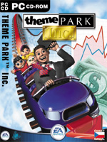 Hra pre PC Theme Park