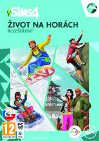 Hra pro PC The Sims 4: Život na horách (rozšíření) + The Sims 4 zdarma
