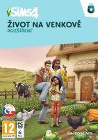 Hra pre PC The Sims 4: Život na venkově (datadisk)