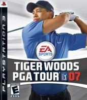 Hra pre Playstation 3 Tiger Woods PGA Tour 07