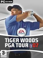 Hra pre PC Tiger Woods PGA Tour 07