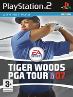 Hra pre Playstation 2 Tiger Woods PGA Tour 07