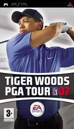 Hra pre PSP Tiger Woods PGA Tour 07