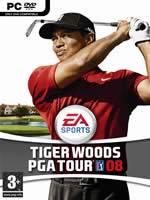Hra pre PC Tiger Woods PGA Tour 08