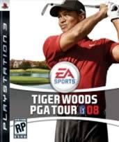 Hra pre Playstation 3 Tiger Woods PGA Tour 08