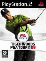 Hra pre Playstation 2 Tiger Woods PGA Tour 09
