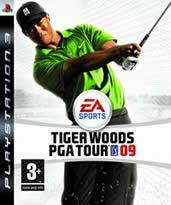 Hra pre Playstation 3 Tiger Woods PGA Tour 09