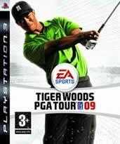 Hra pre Playstation 3 Tiger Woods PGA Tour 09