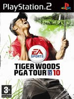 Hra pre Playstation 2 Tiger Woods PGA Tour 10