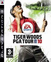 Hra pre Playstation 3 Tiger Woods PGA Tour 10