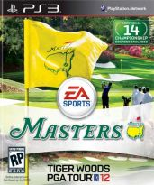 Hra pre Playstation 3 Tiger Woods PGA Tour 12: The Masters