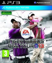 Hra pre Playstation 3 Tiger Woods PGA Tour 13