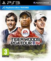 Hra pro Playstation 3 Tiger Woods PGA Tour 14
