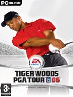 Hra pre PC Tiger Woods PGA Tour 06