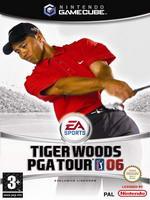 Hra pre GameCube Tiger Woods PGA Tour 06
