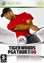 Hra pre Xbox 360 Tiger Woods PGA Tour 06
