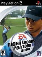 Hra pre Playstation 2 Tiger Woods PGA 2003
