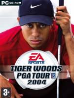 Hra pre PC Tiger Woods PGA 2004
