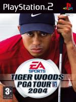 Hra pre Playstation 2 Tiger Woods PGA 2004