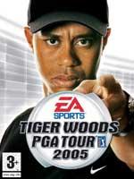 Hra pre PC Tiger Woods PGA 2005