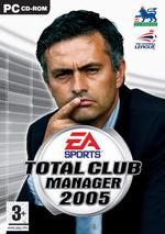 Hra pre PC Total Club Manager 2005
