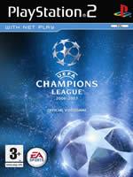 Hra pro Playstation 2 UEFA Champions League 2006-2007