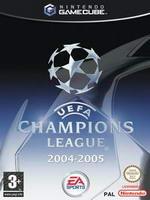 Hra pre GameCube UEFA Champions League 2005