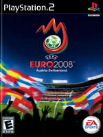 Hra pre Playstation 2 UEFA EURO 2008