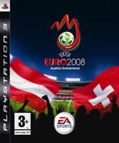 Hra pre Playstation 3 UEFA EURO 2008