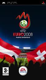 Hra pre PSP UEFA EURO 2008