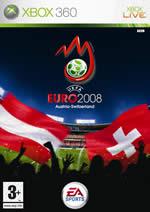 Hra pre Xbox 360 UEFA EURO 2008