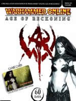 Warhammer Online: Age of Reckoning - 60 denná herná karta