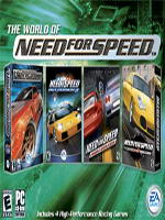 Hra pre PC zrušené Need for Speed World Collection