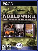 Hra pre PC World War II Collection