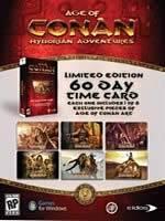 Hra pre PC Age of Conan - 60 denná herná karta