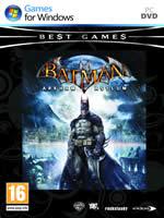 Hra pre PC Batman: Arkham Asylum