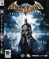 Hra pre Playstation 3 Batman: Arkham Asylum