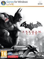 Hra pre PC Batman: Arkham City