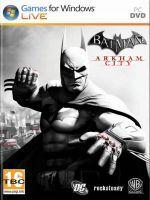 Hra pre PC Batman: Arkham City (Collectors Edition)