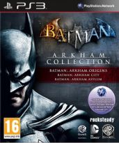 Hra pre Playstation 3 Batman: Arkham Collection