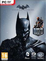 Hra pre PC Batman: Arkham Origins