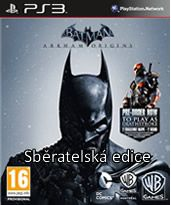 Hra pre Playstation 3 Batman: Arkham Origins (Collectors Edition)