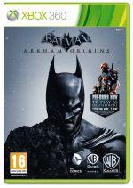 Hra pre Xbox 360 Batman: Arkham Origins + Legends Skins Pack