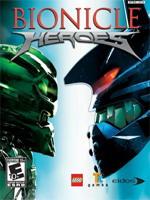 Hra pre PC Bionicle Heroes