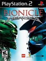 Hra pre Playstation 2 Bionicle Heroes