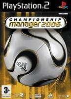 Hra pre Playstation 2 Championship Manager 2006