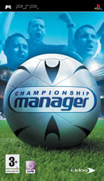 Hra pre PSP Championship Manager